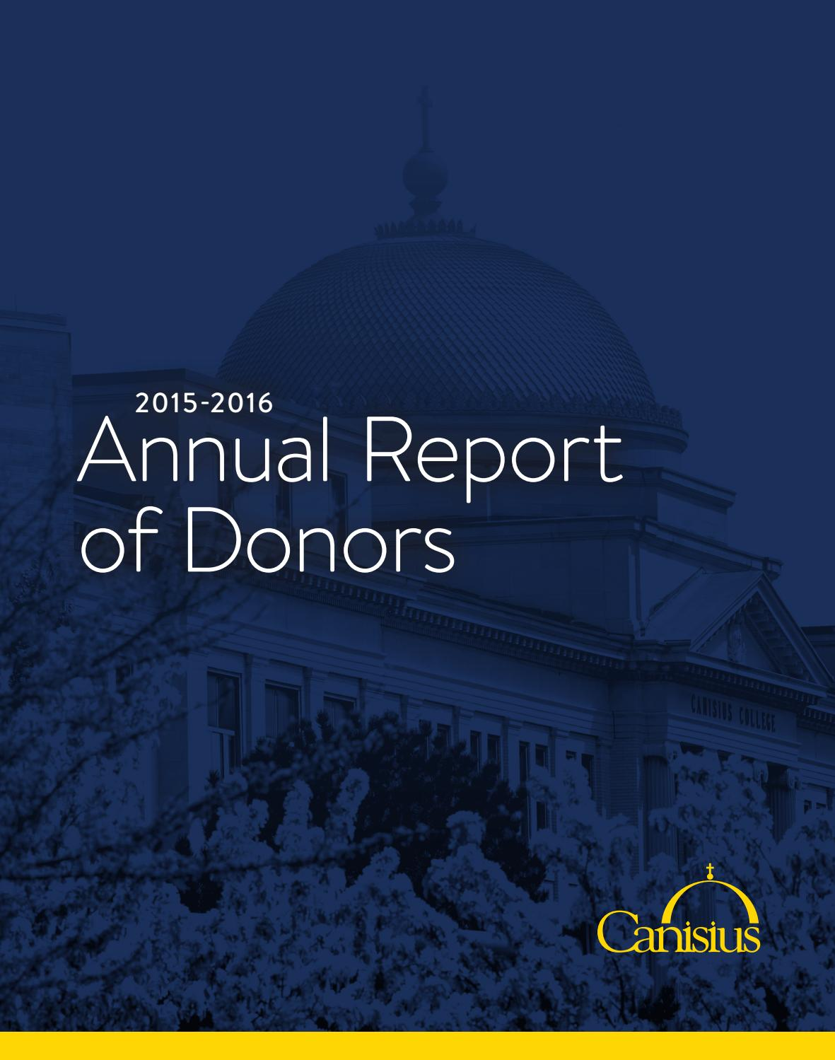 the donor report by bennington college issuu