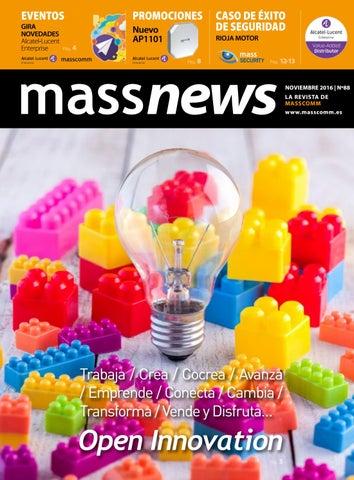 Massnews noviembre 2016 on Issuu