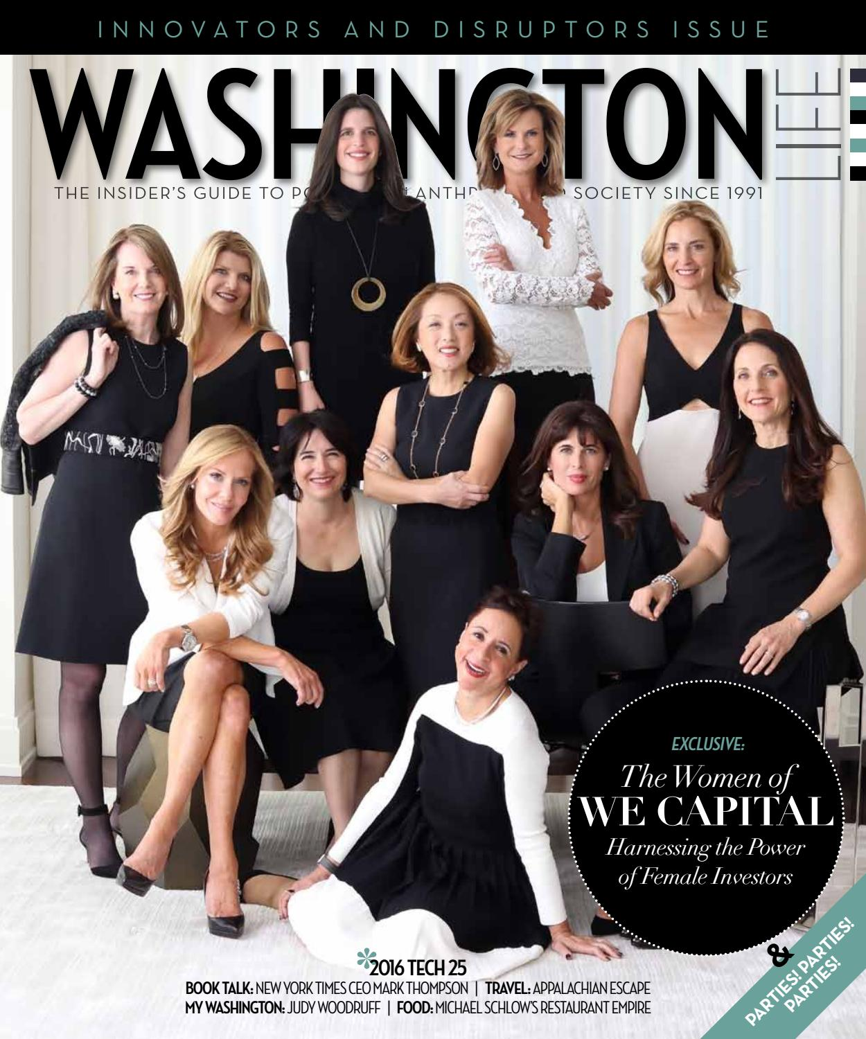 Washington life magazine   june 2007 by washington life magazine ...