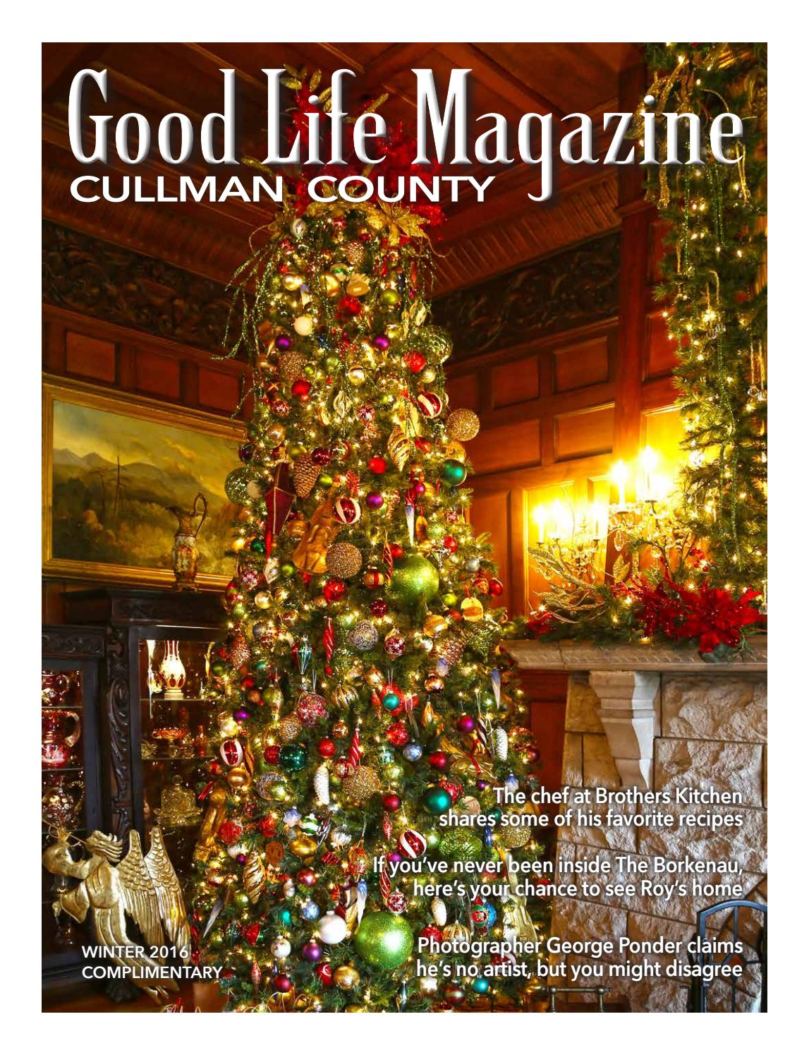 Cullman County Good Life Magazine Spring 2016 By The Issuu