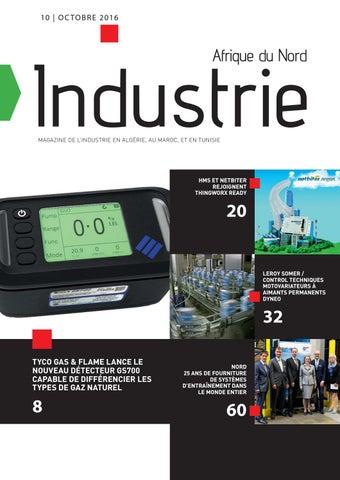 Industrie Afrique du Nord 10