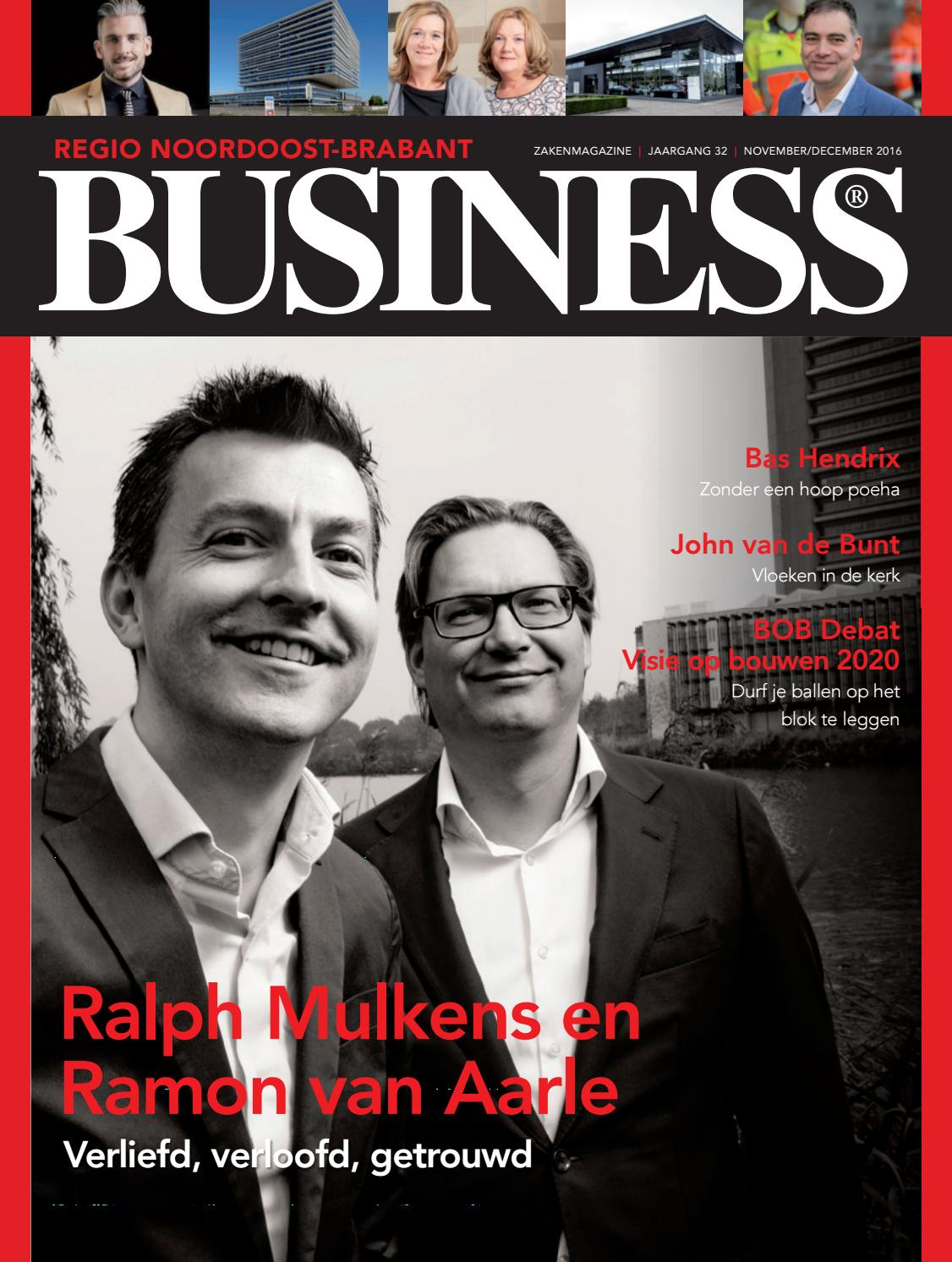 Regio business noordoost brabant nov/dec 2016 by regio business ...