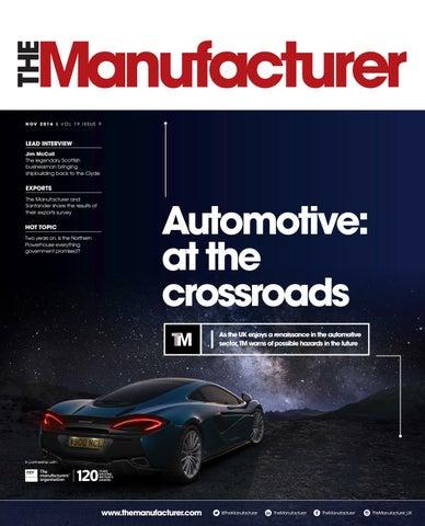 The Manufacturer November 2016