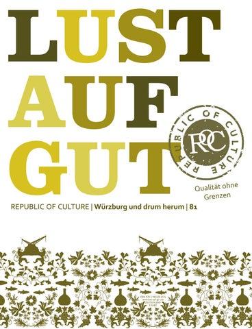 LUST AUF GUT Magazin | Würzburg Nr. 81