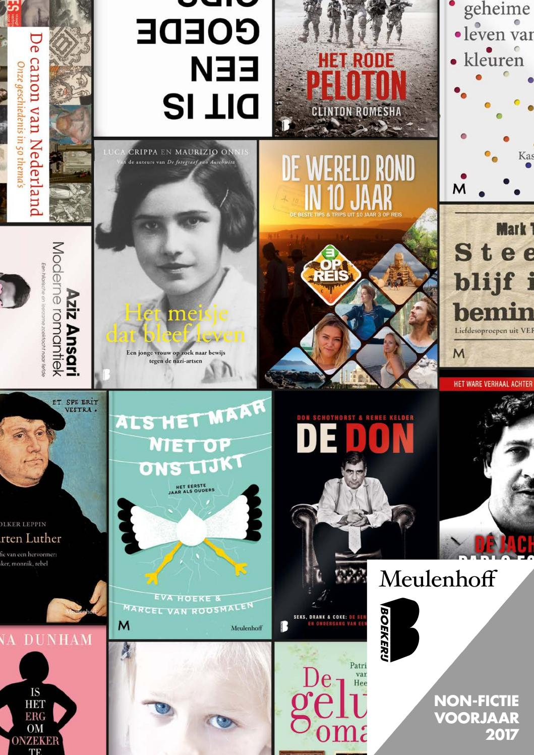 Aanbieding kinder  & jeugdboeken, voorjaar 2017 by van halewyck ...