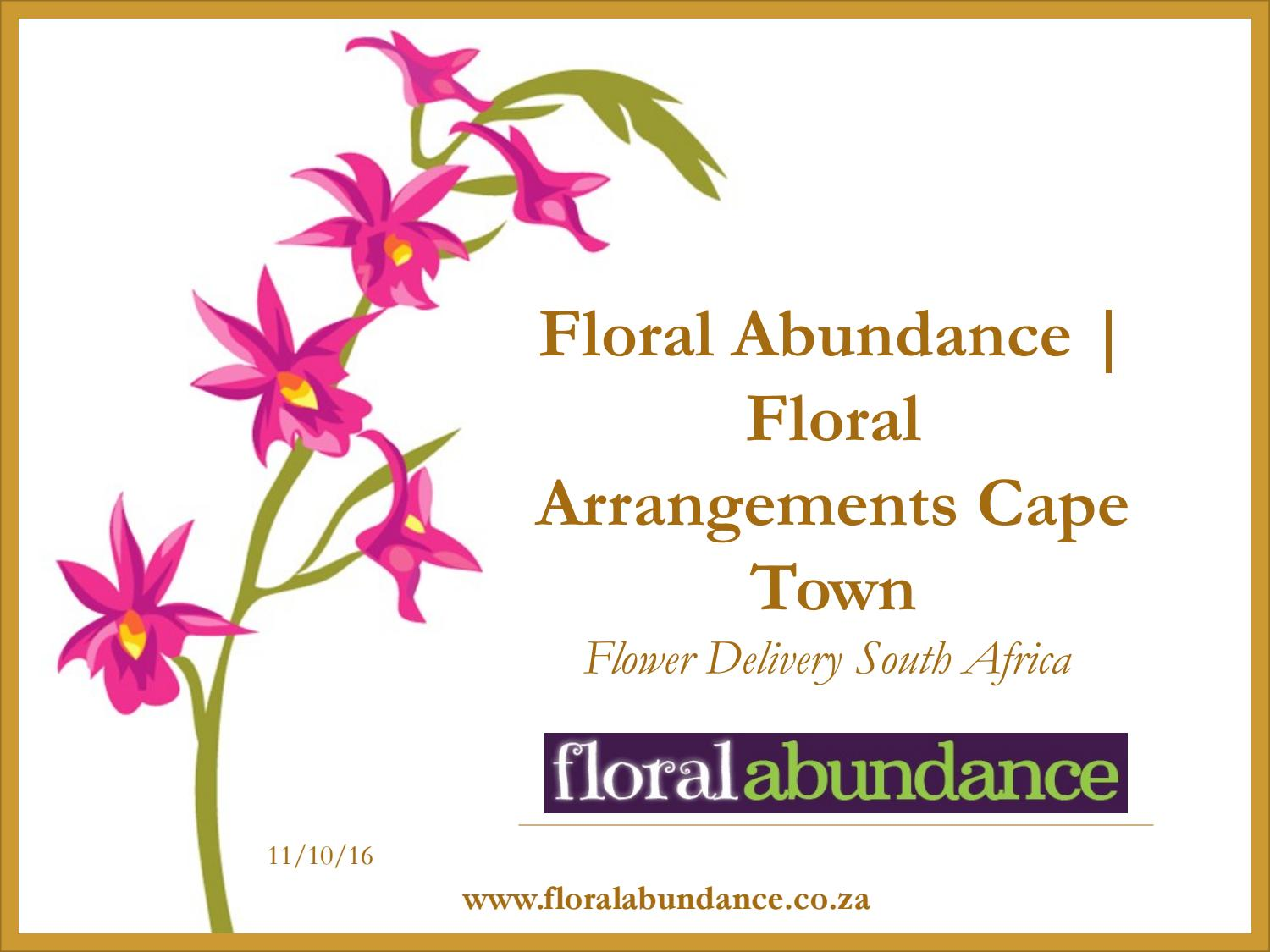 Cape Town Johannesburg Durban South Africa Philadelphia Florist Flower Delivery By Market Unique Flowers And Gifts The Best Ideas