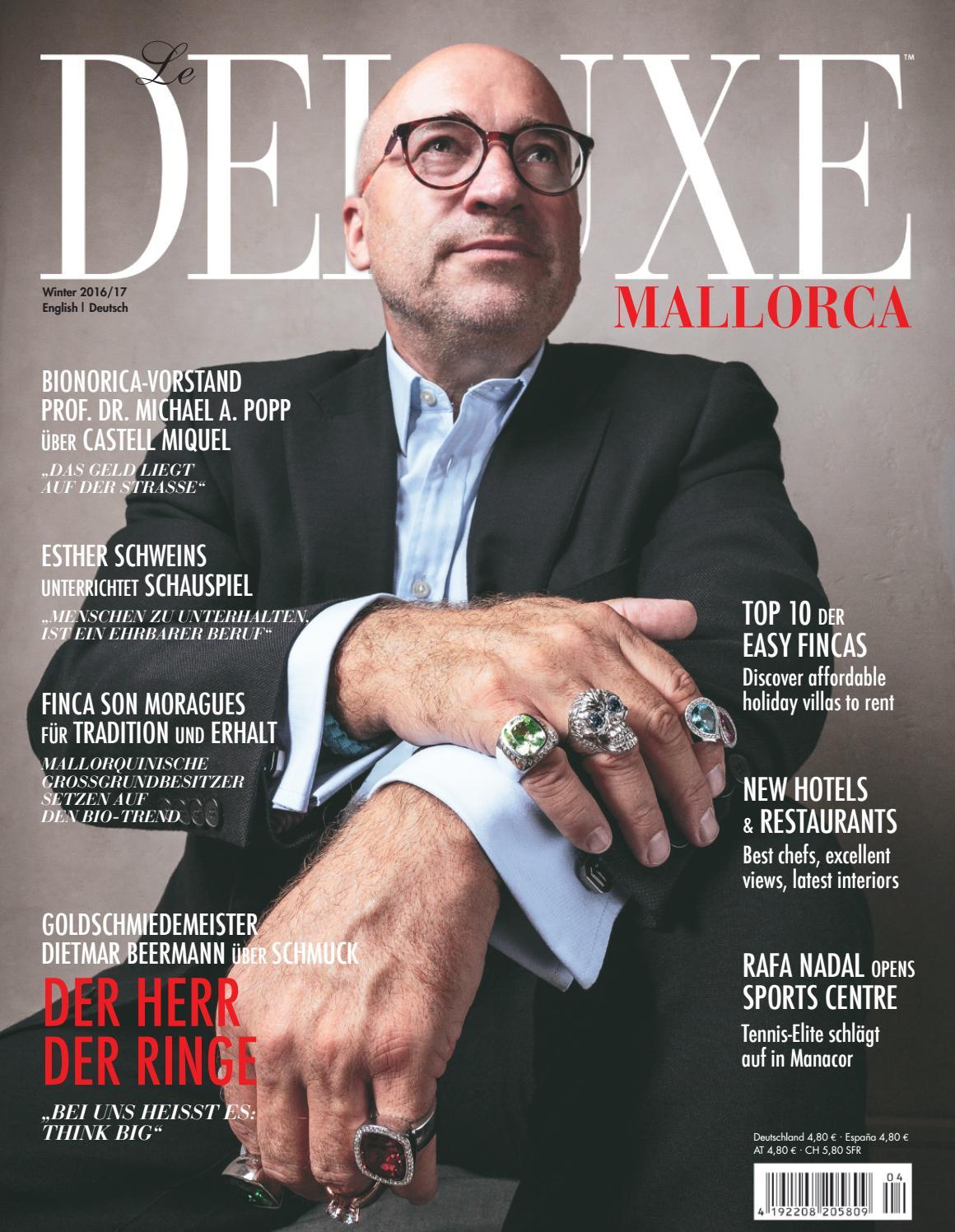 Deluxe Mallorca Magazine summer 2013 by Mallorca Exklusiv Verlag ...