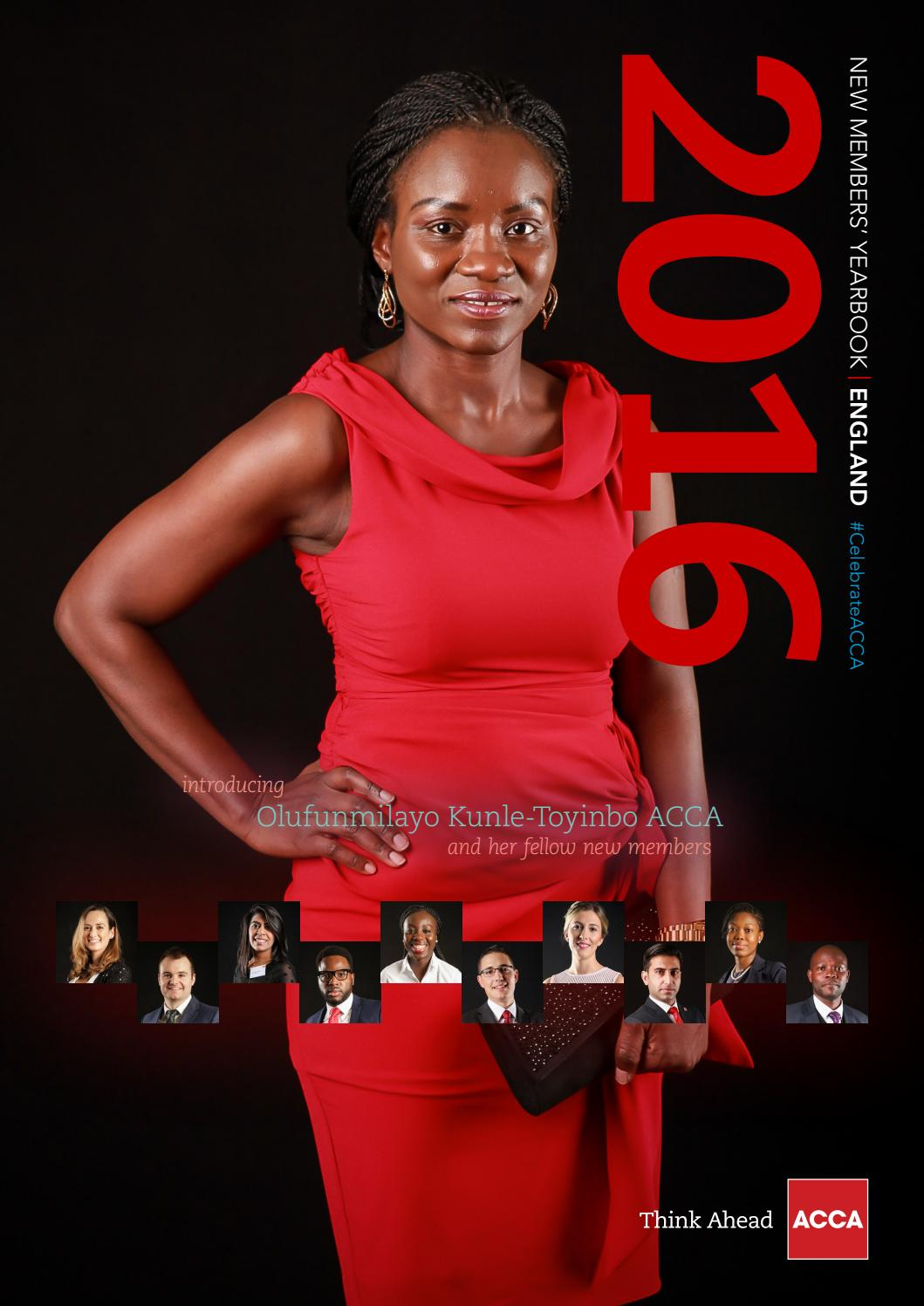 Olufunmilayo Kunle Toyinbo by ACCA_Yearbook - issuu