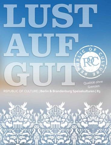 LUST AUF GUT Magazin | Berlin Nr. 83