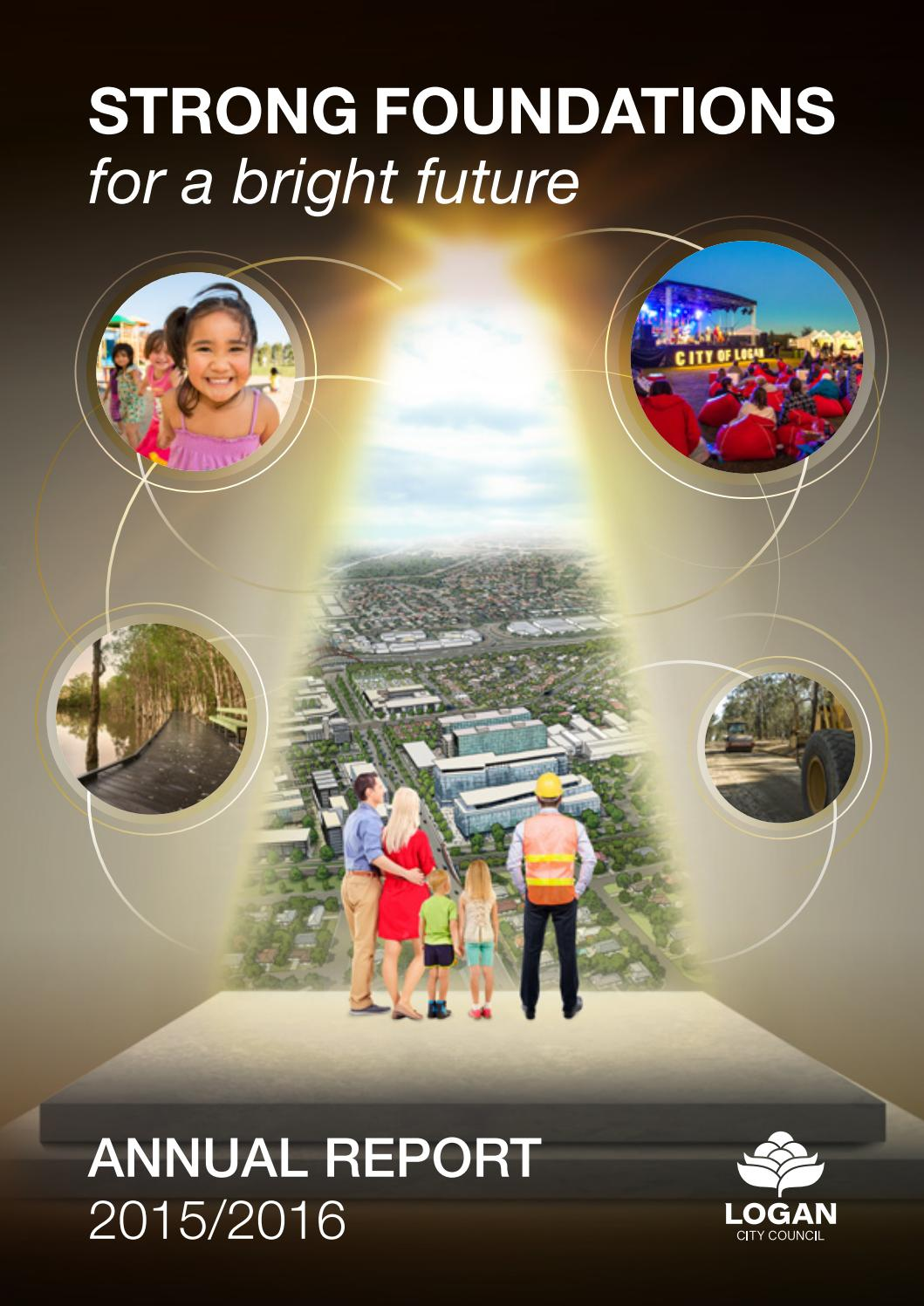 city of westerville annual report by city of westerville issuu 2015 16 annual report