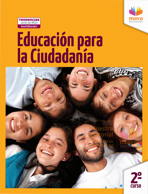 Educaci n para la ciudadan a 2 muestra editorial maya for Educacion para poder