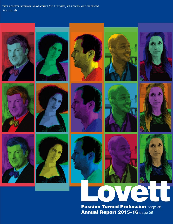 lovett annual report by the lovett school issuu