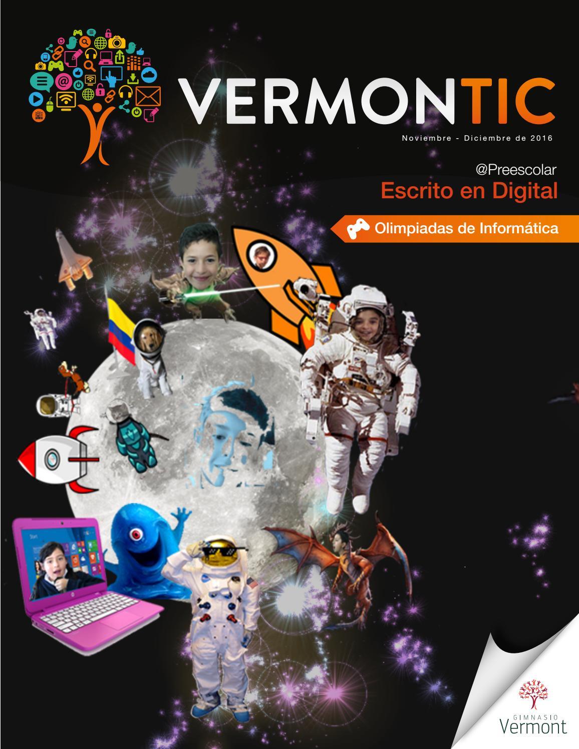 Vermontic n 3 noviembre 2016 by gimnasio vermont issuu for Gimnasio vermont