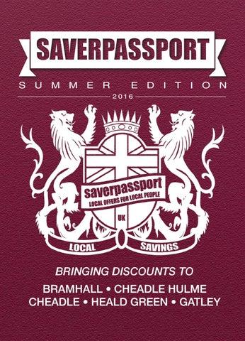 Saverpassport Summer cover