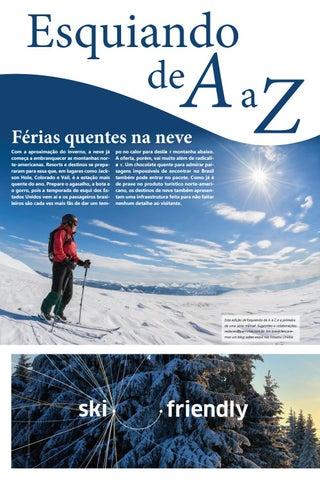 Segunda imagem da lista de edições - Esquiando Novembro 2016