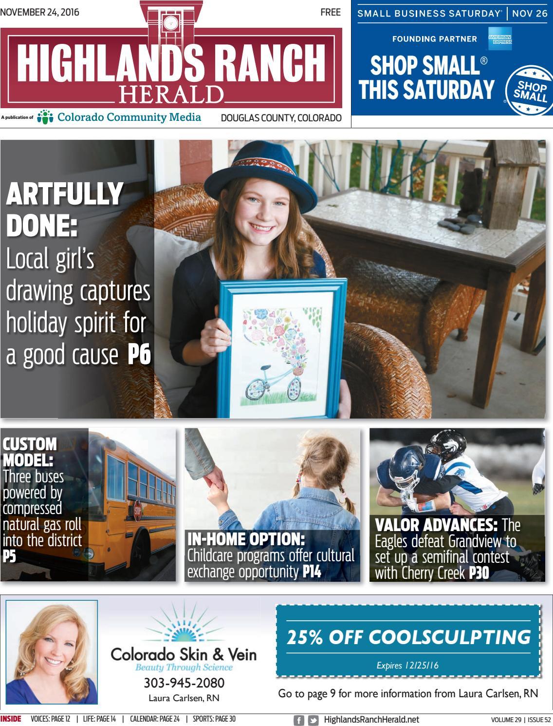 Highlands Ranch Herald 1124 By Colorado Community Media