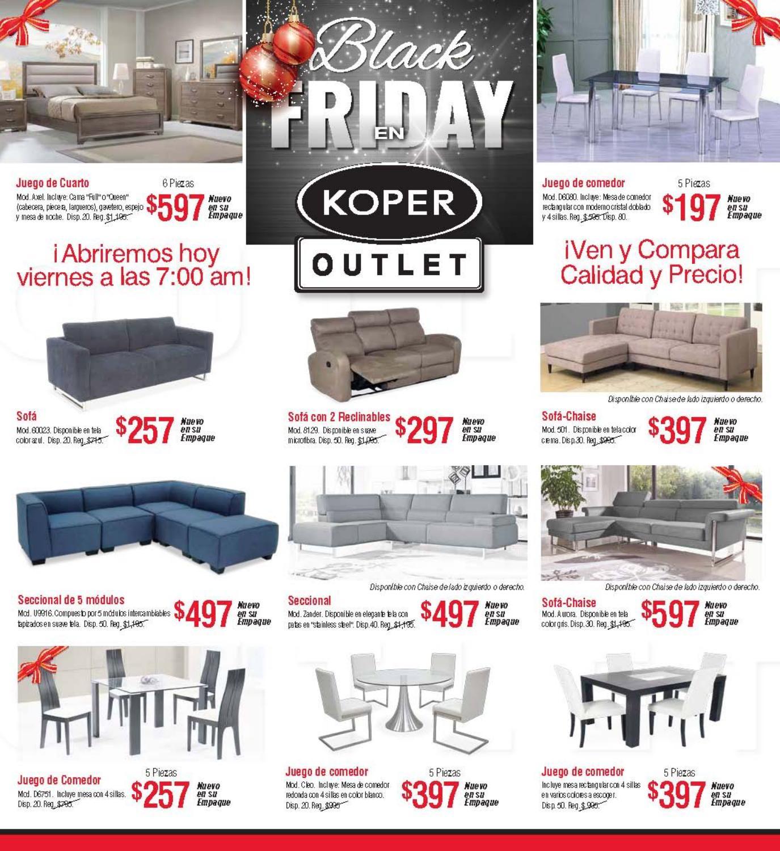 Shopper Outlet By Koper Furniture Issuu