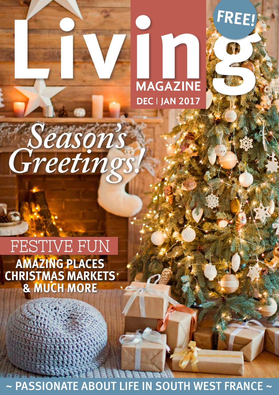 Living magazine   december 16 by living magazine   issuu