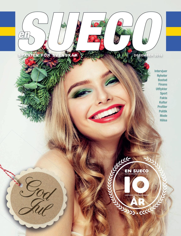 Svenska magasinet by svenska magasinet, spanien   issuu