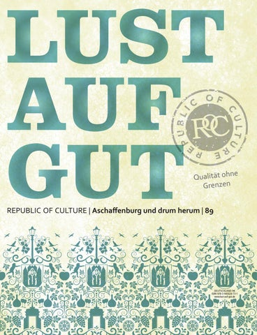 LUST AUF GUT Magazin | Aschaffenburg Nr. 89