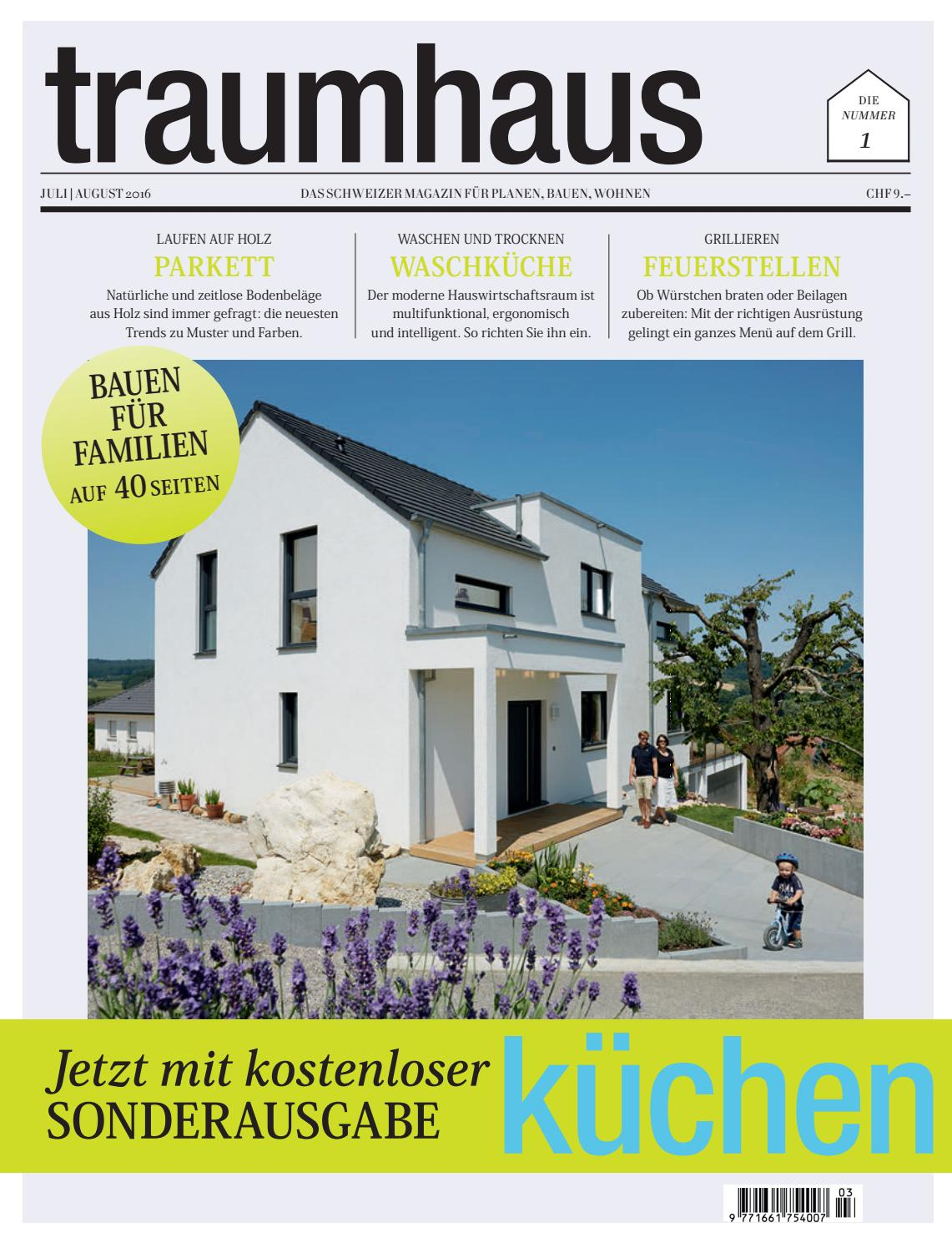 Heft im Heft: Fertigbau 2016 by Family Home Verlag GmbH - issuu