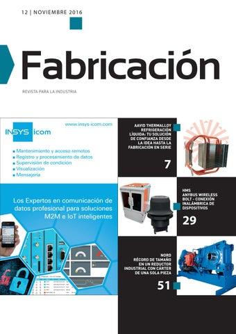 Revista Fabricación 12