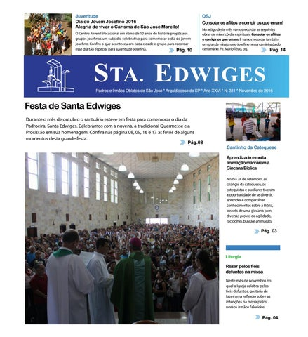 [Jornal Sta. Edwiges (Novembro/2016)]