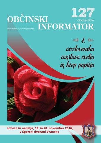 Občinski informator 127