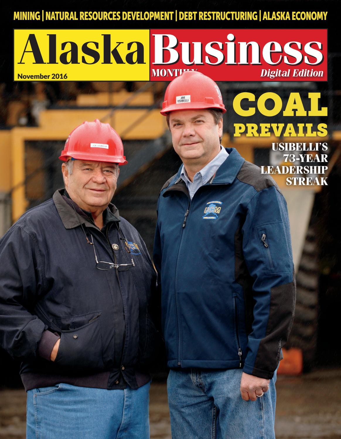 November 2011 Alaska Business Monthly by Alaska Business Monthly