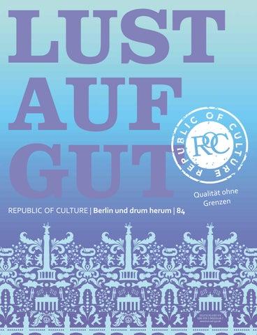 LUST AUF GUT Magazin | Berlin Nr. 84