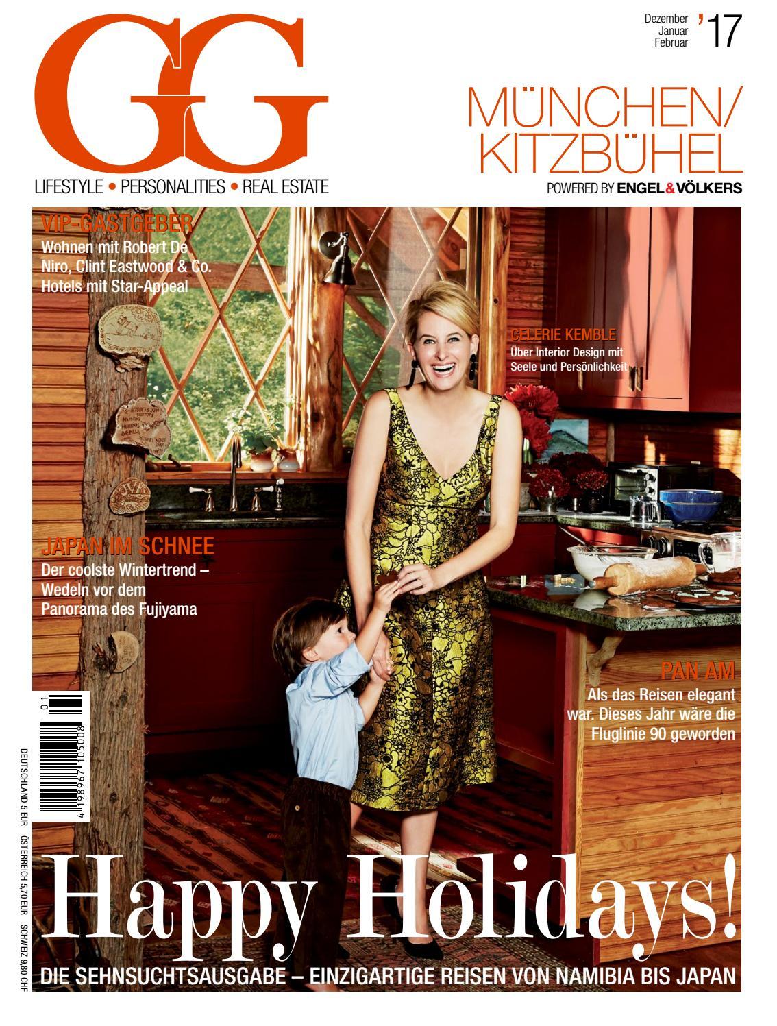 Gg magazine 01/17 münchen/kitzbühel by gg magazine   issuu