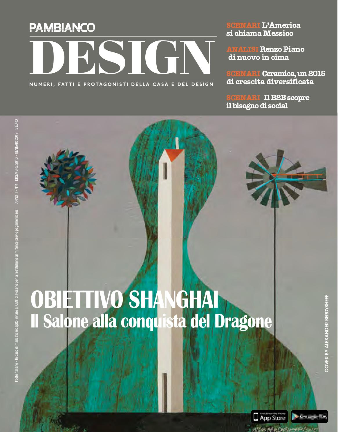 Magazine design N1 by Pambianconews - issuu