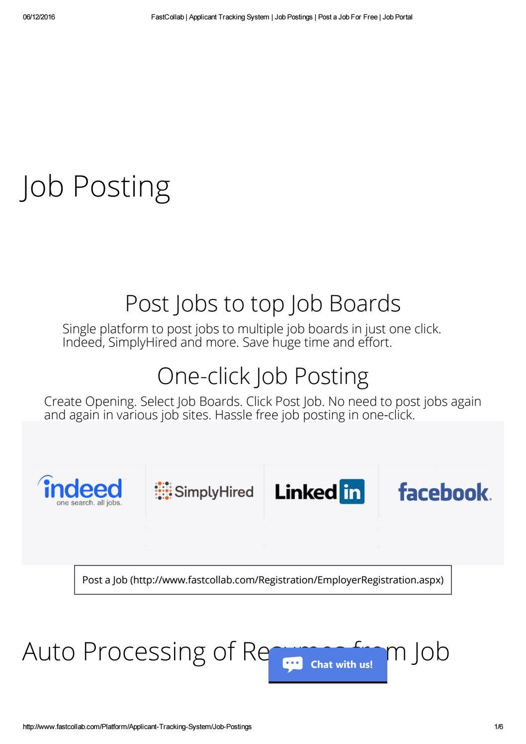 fastcollab jobs posting sites by vanisannala issuu