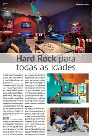 Segunda imagem da lista de edições - Especial Hard Rock All Inclusive - Para todas as idades