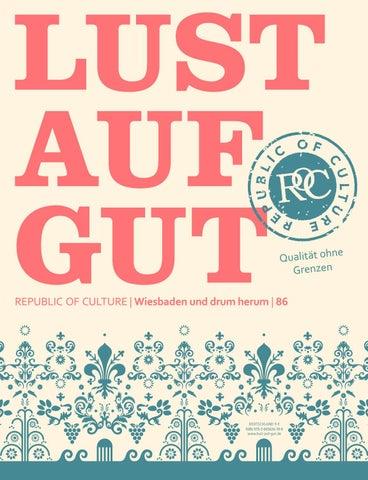 LUST AUF GUT Magazin | Wiesbaden Nr. 86