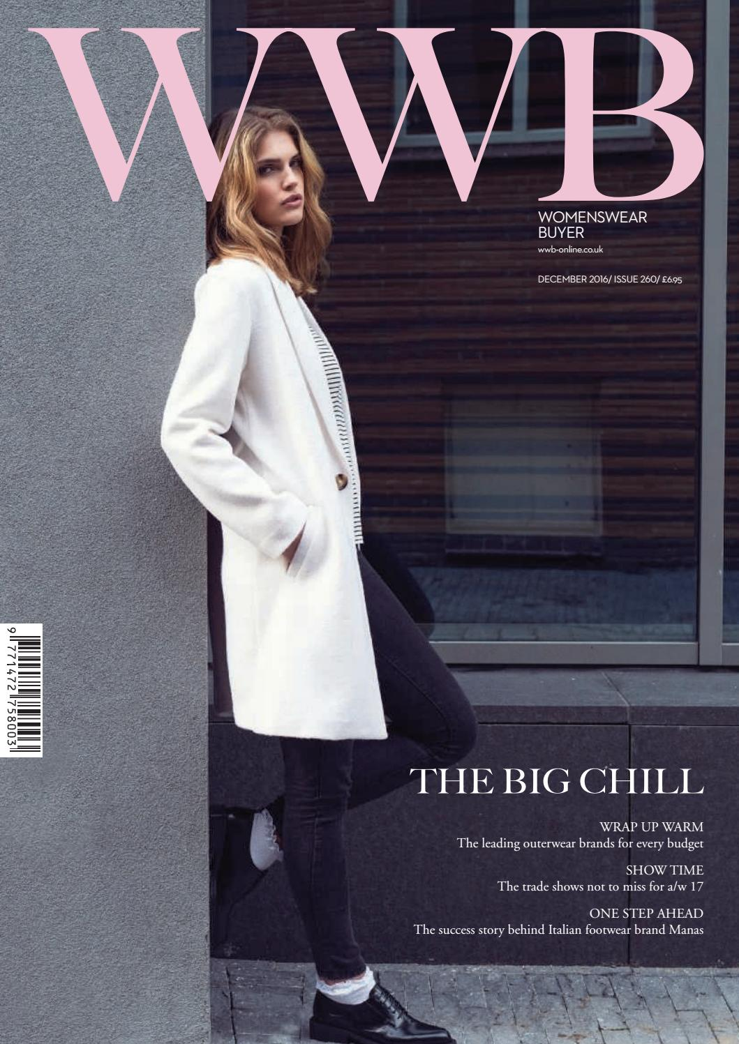 Wwb magazine june issue 256 by ite moda ltd   issuu