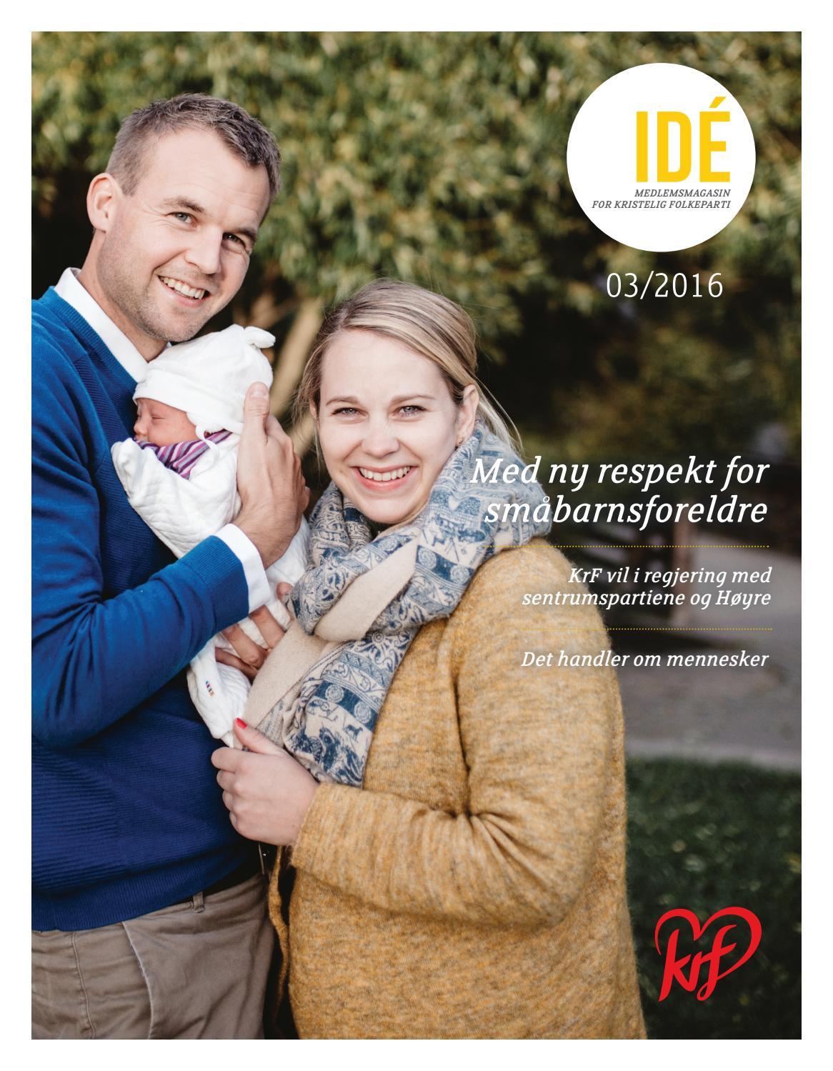 Idé 3, 2014 by kristelig folkeparti   issuu