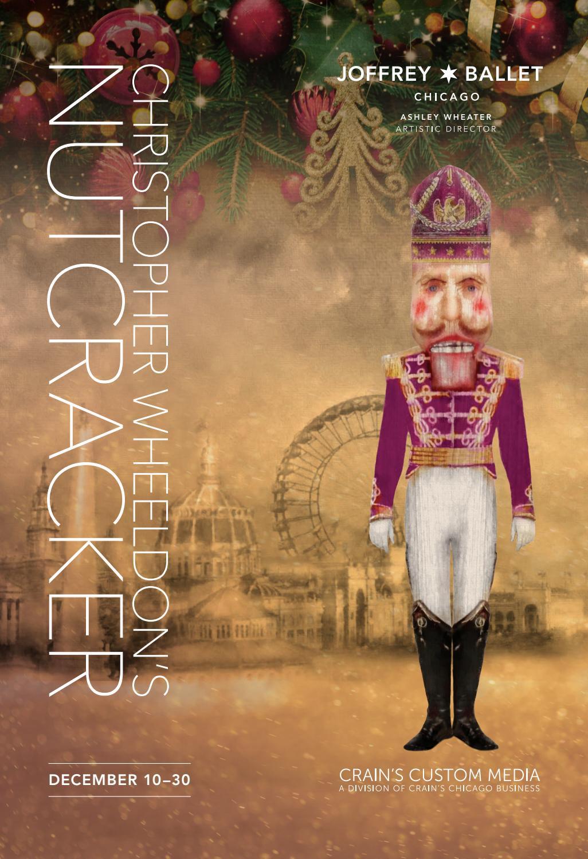 joffrey ballet nutcracker 2015 by the joffrey ballet issuu