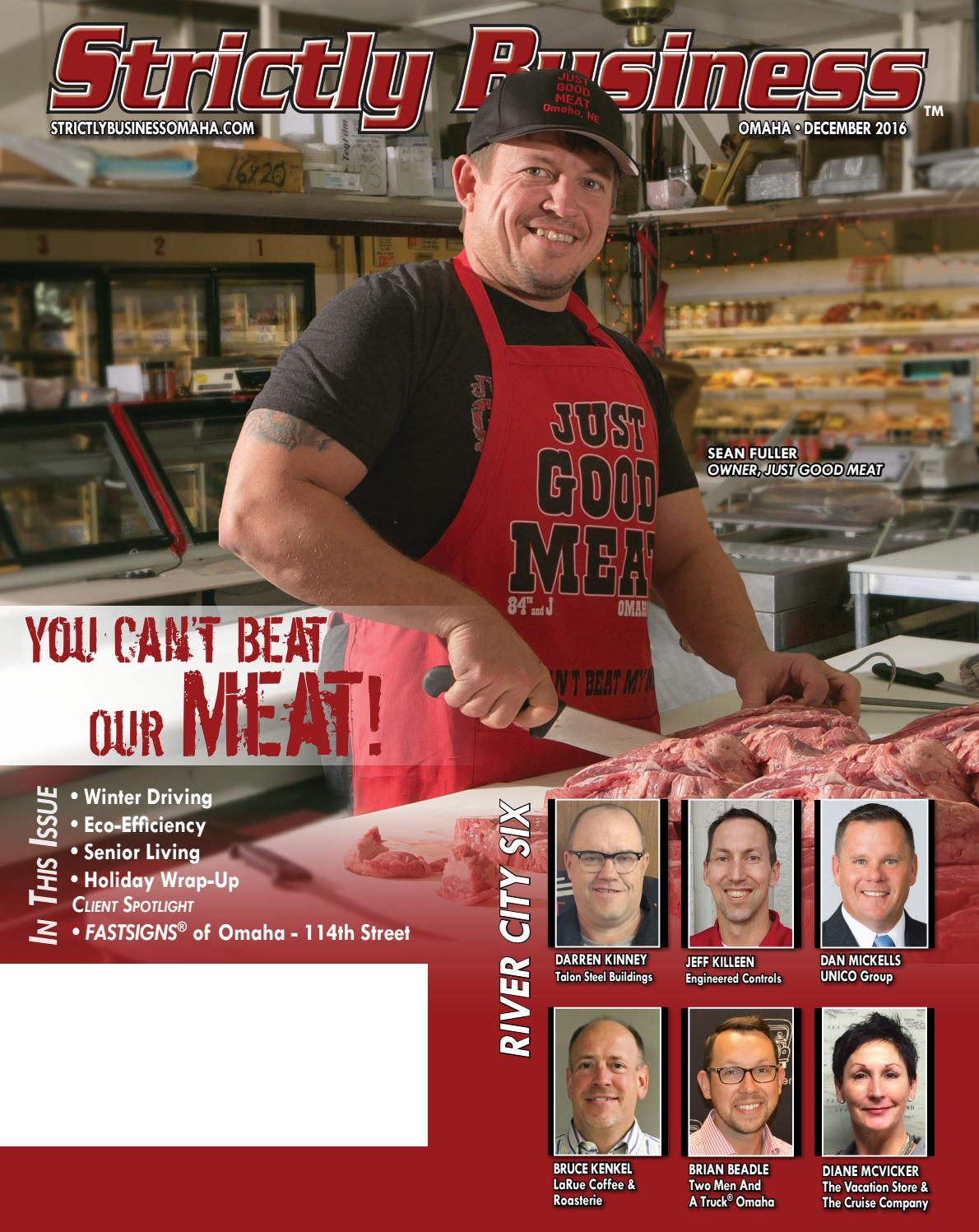 Red Lobster Lincoln Ne Strictly Business Lincoln July 2016 By Strictly Business Magazine