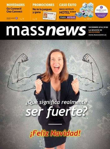 Massnews diciembre 2016 on Issuu