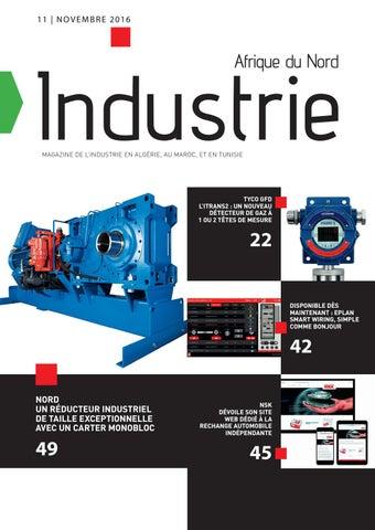 Industrie Afrique du Nord 11