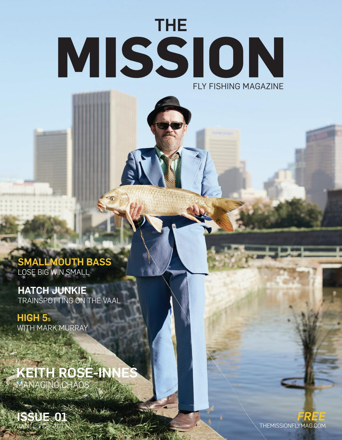 the mission fly fishing magazine - issuu, Fishing Reels
