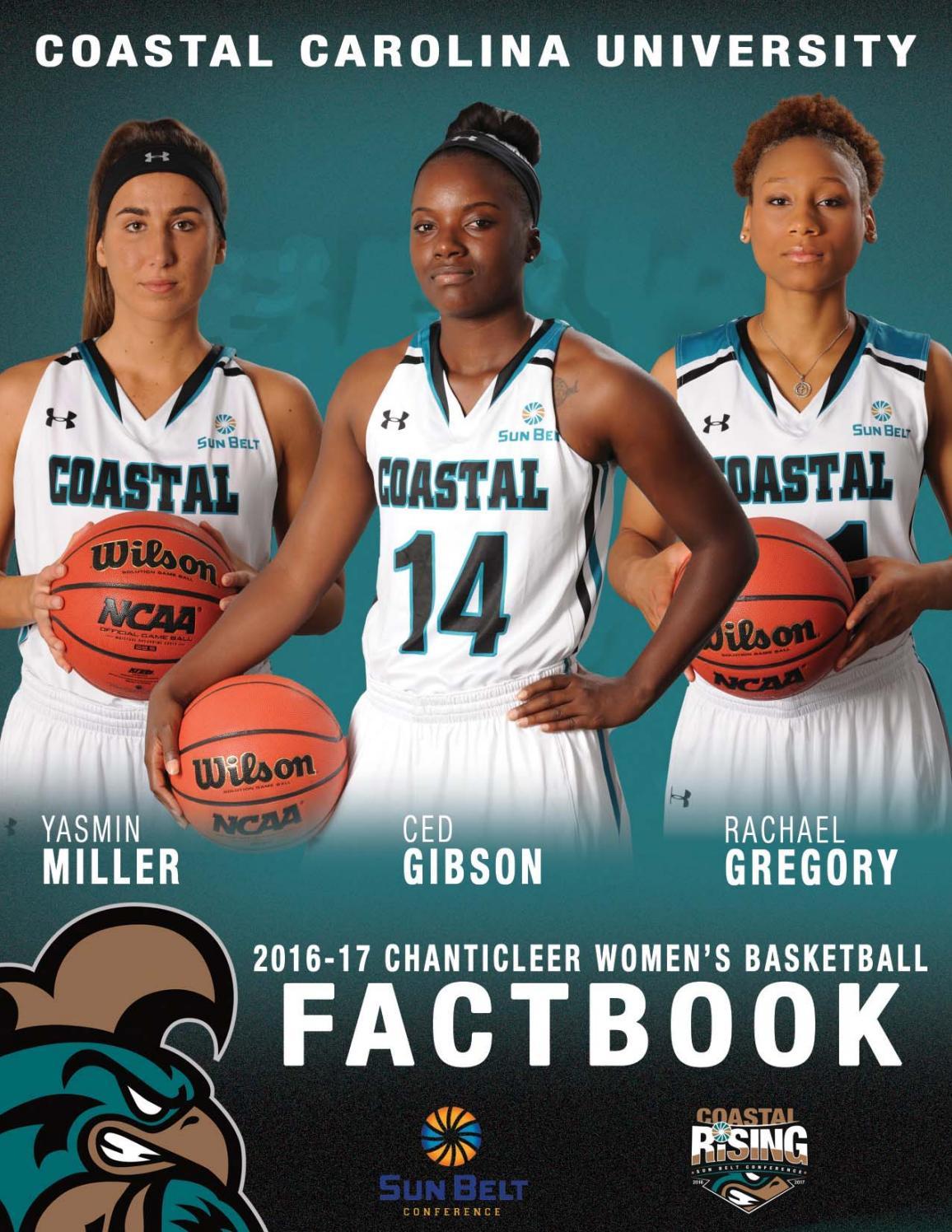 coastal carolina women s basketball guide by coastal 2009 10 coastal carolina women s basketball guide by coastal carolina university athletics issuu