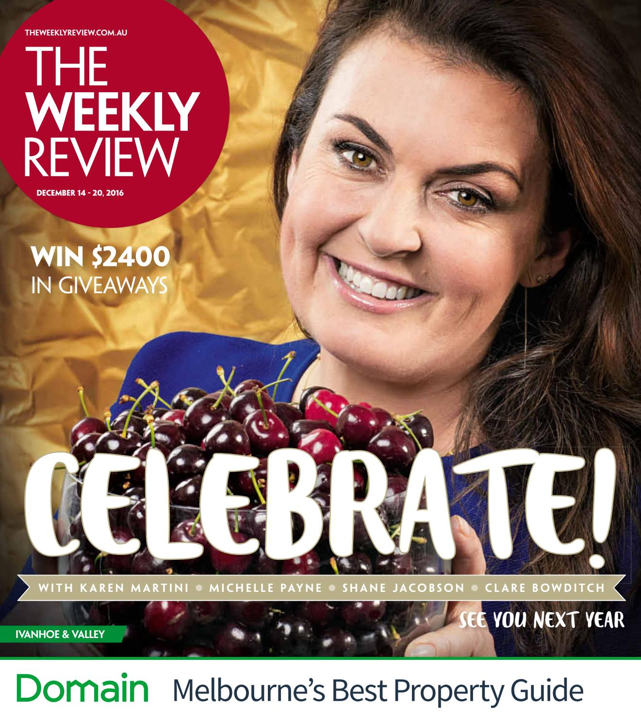 the weekly review ivanhoe valley by the weekly review issuu