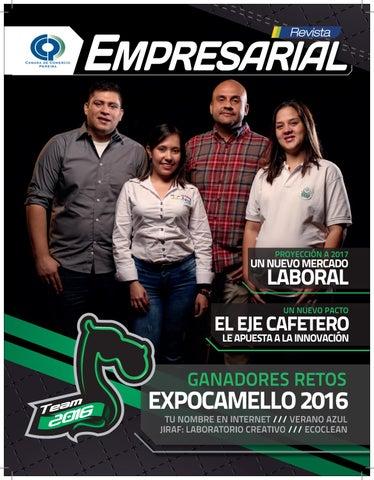 Revista Empresarial 4to Trimestre 2016