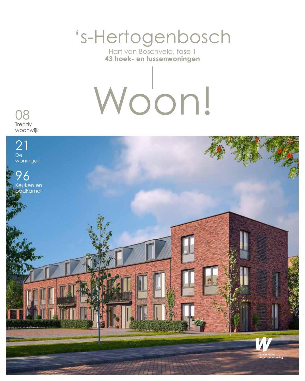 Woon!magazine: den bosch, hart van boschveld fase 1 by van ...