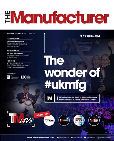 The Manufacturer Dec-Jan 2016