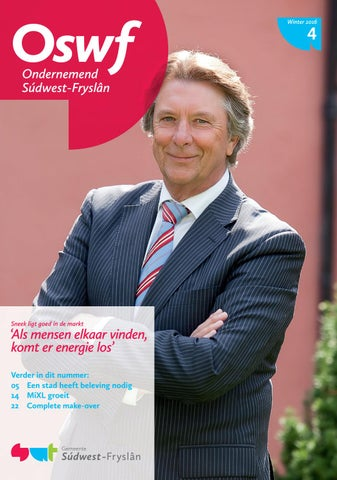 Ondernemend Súdwest-Fryslân december 2016
