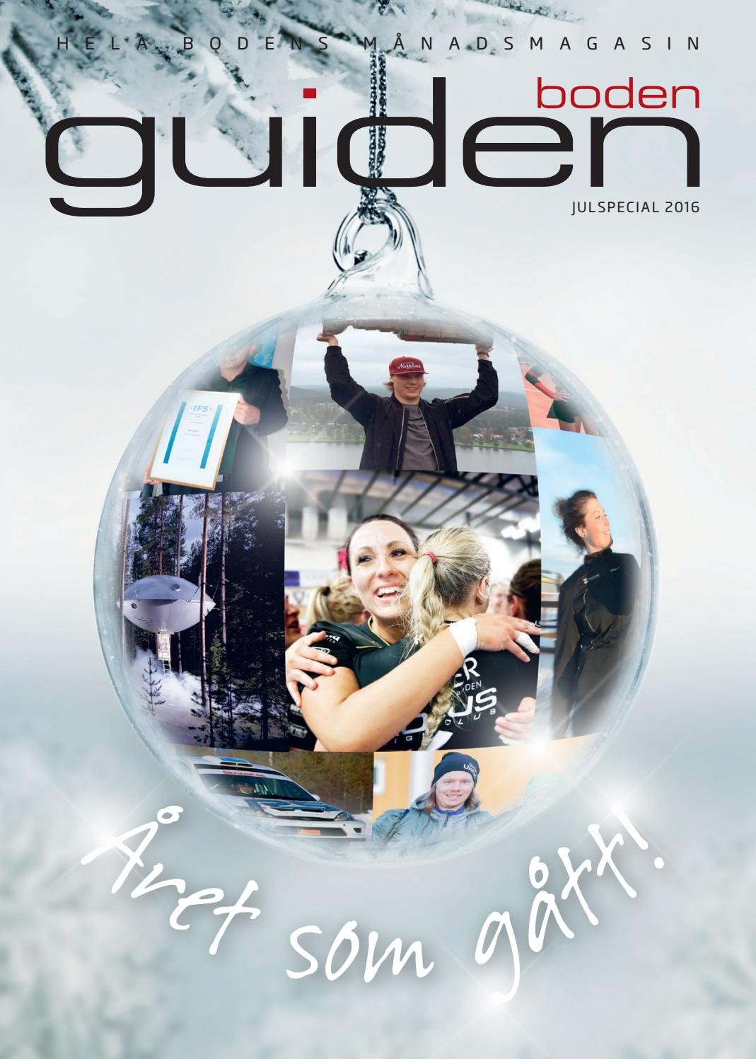 Guiden sommar webb by Boden Guiden - issuu