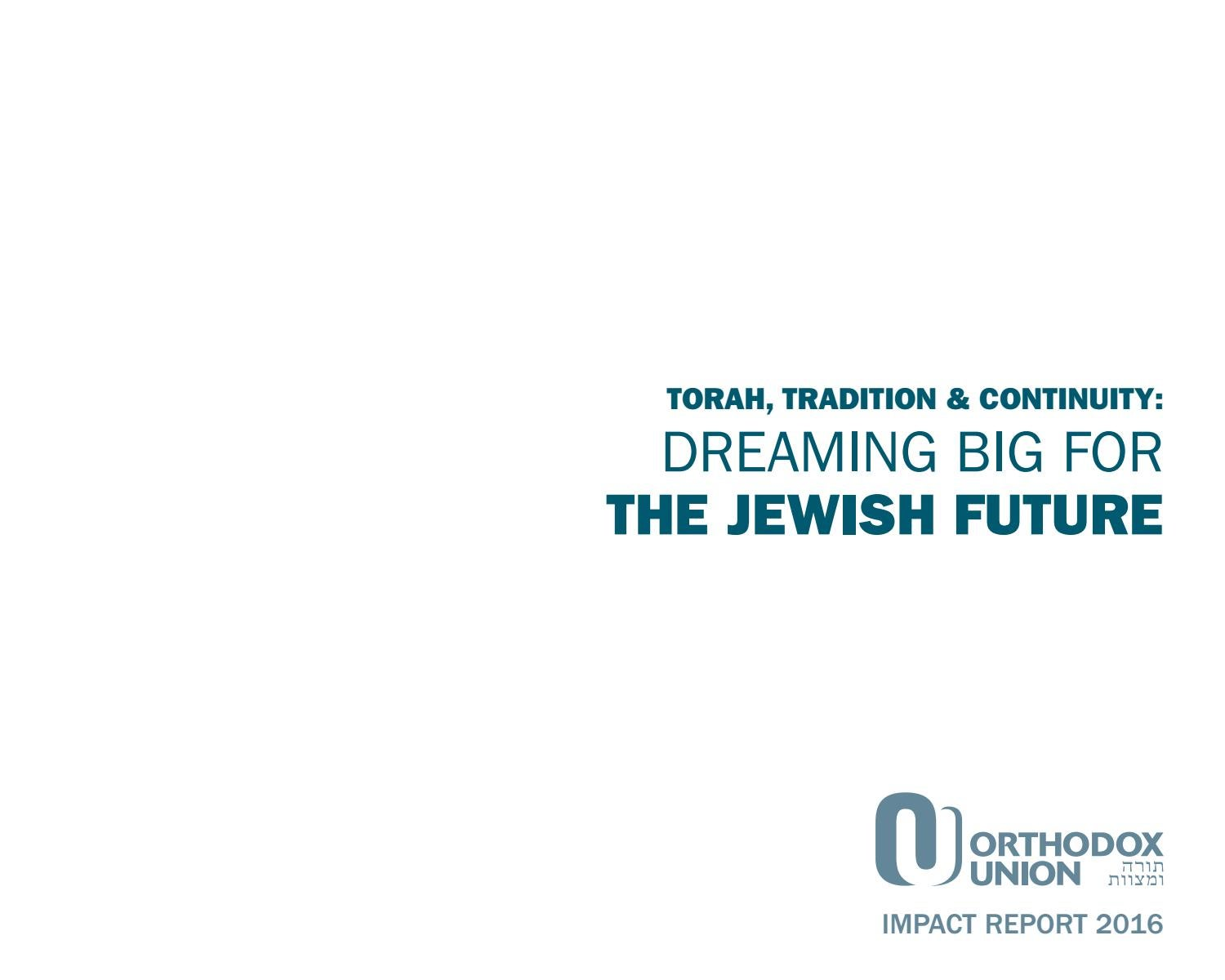 connections winter by jewish federation of greater st paul orthodox union annual report 2016